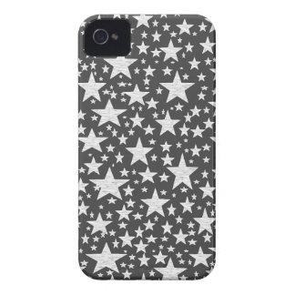星明かりの星明かりの夜iPhoneの場合 Case-Mate iPhone 4 ケース