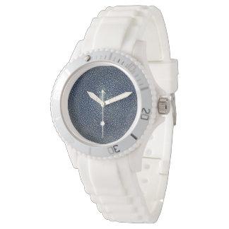 星明かりの空の腕時計 腕時計