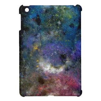 星明かりの空-オリオンまたは銀河の宇宙のiPadの場合 iPad Miniカバー