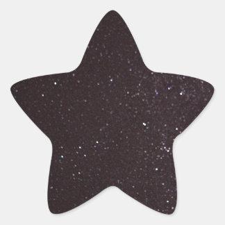 星明かりの空 星シール