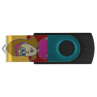 """""""星材料 USBフラッシュドライブ"""