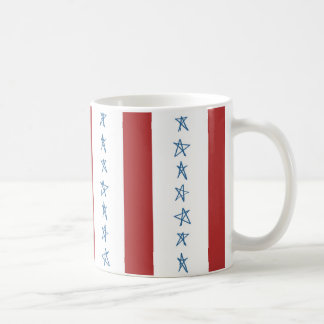 星条旗のマグ コーヒーマグカップ
