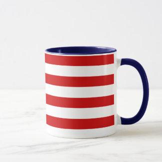 星条旗のマグ マグカップ
