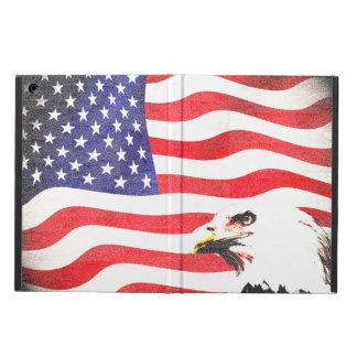 星条旗のipadの空気箱 iPad airケース