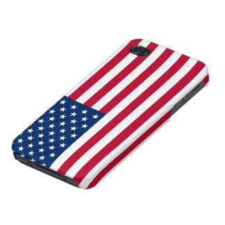 星条旗のiPhone 4カバー iPhone 4 Case