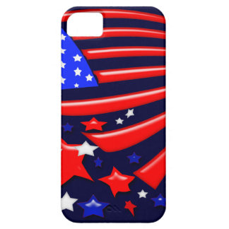 星条旗米国Iphone 5の例 iPhone SE/5/5s ケース