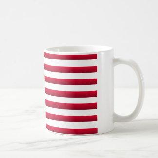 星条旗7月第4 コーヒーマグカップ