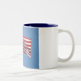 星条旗 ツートーンマグカップ