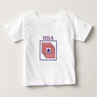 星条旗 ベビーTシャツ
