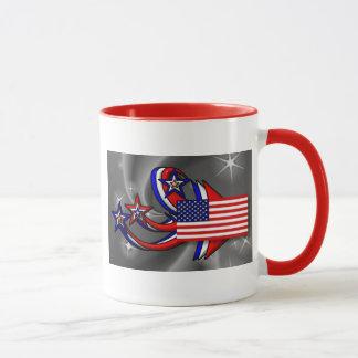 星条旗 マグカップ
