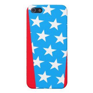 星条旗 iPhone 5 カバー
