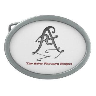 星状体のPheonyxのプロジェクトのベルトの留め金 卵形バックル