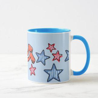 星間のElmoそしてグローバー マグカップ