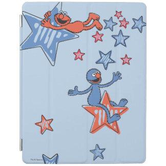 星間のElmoそしてグローバー iPad カバー