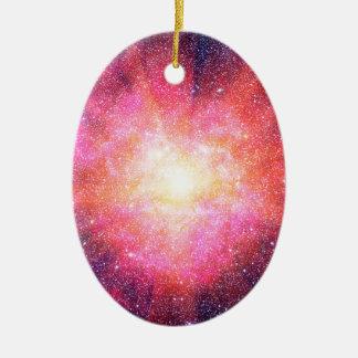 星間星雲 セラミックオーナメント