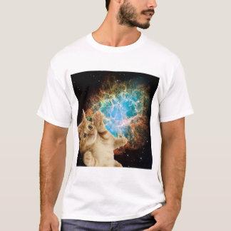 星雲の子猫 Tシャツ