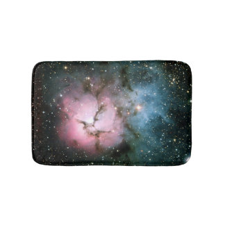 星雲の星の銀河系のヒップスターのオタクのカッコいいの宇宙のscienc バスマット
