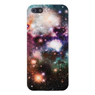 星雲の銀河系の星 iPhone 5 CASE
