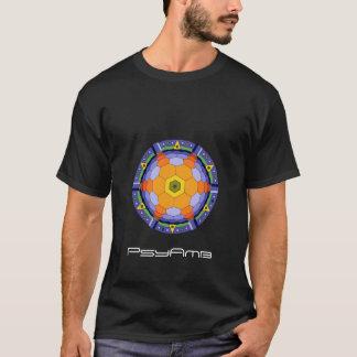 星雲の黒 Tシャツ
