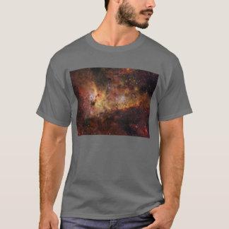 星雲のTシャツ Tシャツ