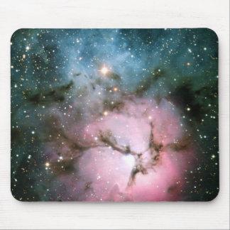 星雲は銀河系を主演します マウスパッド