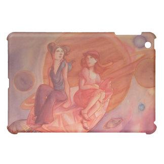 星雲を通した冒険 iPad MINI CASE