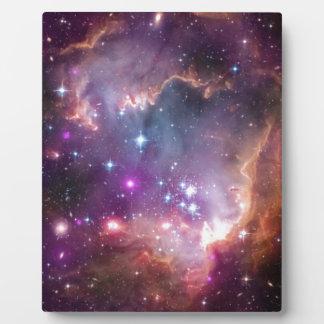 星雲 フォトプラーク