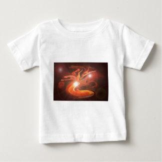 星雲 ベビーTシャツ