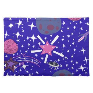 星雲 ランチョンマット