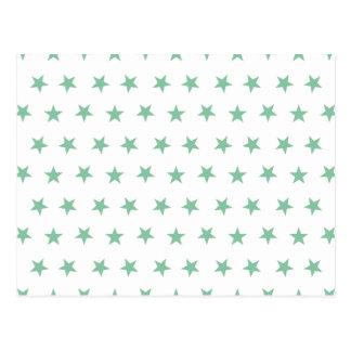 星8のアメリカツガ ポストカード
