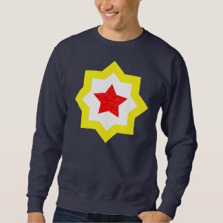 星 スウェットシャツ
