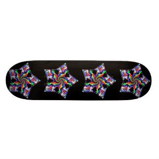 星 スケートボード