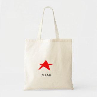 星 トートバッグ