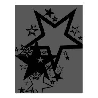 星 ポストカード