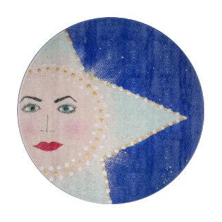 星#1 Aidaのまな板/RhubarbStreetの希望 カッティングボード