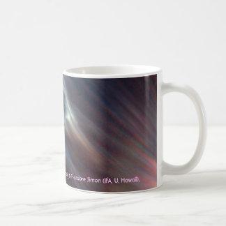 星/Pleiadesの星団の星明かりの効果 コーヒーマグカップ