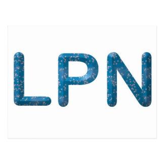 星LPN ポストカード