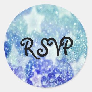 星RSVP ラウンドシール