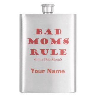 映画に基づく悪いお母さんの規則- フラスク