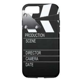 映画クラッパーのiPhone 7の場合 iPhone 8/7ケース