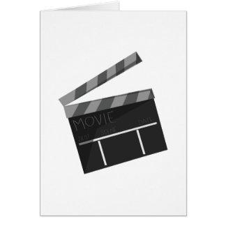 映画クラッパー カード