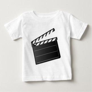 映画クラッパー ベビーTシャツ