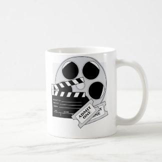 映画チケット コーヒーマグカップ