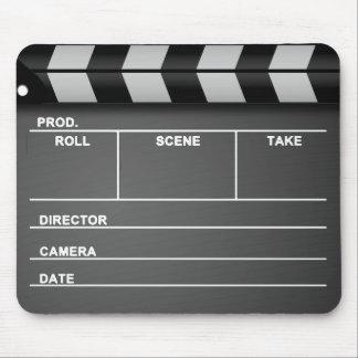 映画下見板のマウスパッド マウスパッド