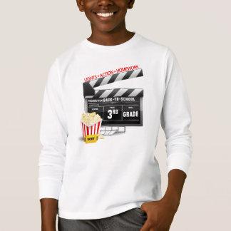 映画下見板の第3等級 Tシャツ