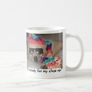 映画俳優犬のマグ コーヒーマグカップ