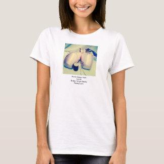 映画女優のローラGuillen別名Ishahの写真撮影 Tシャツ