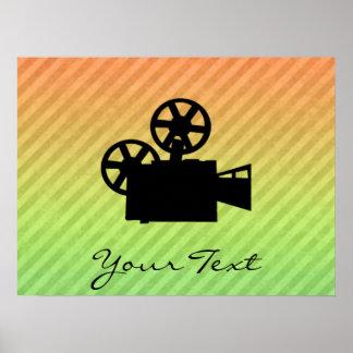 映画用カメラ ポスター