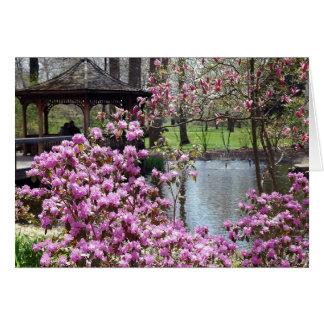春にロマンス カード