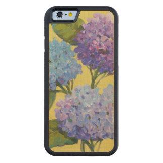 春のアジサイI CarvedメープルiPhone 6バンパーケース